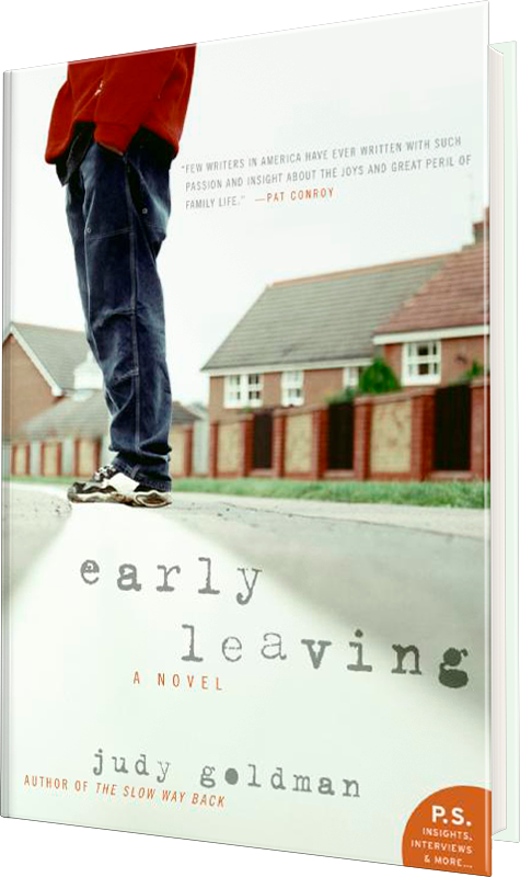 Judy Goldman - Early Leaving