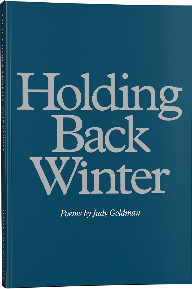 Judy Goldman - Holding Back Winter